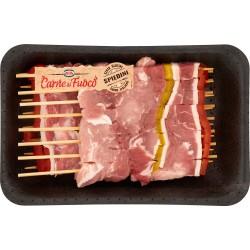 Aia Carne al Fuoco Stuzzichini teneri arrosticini di suino  gr.400
