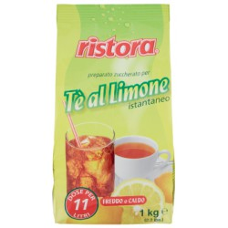 Ristora the limone solubile busta - kg.1