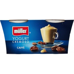 Muller Yogurt caffe cremoso gr.125x2