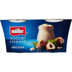 Muller Yogurt nocciola cremoso gr.125x2