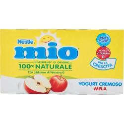 NESTLÉ MIO Yogurt Cremoso Mela 2 x 125 g