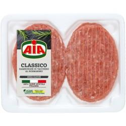 Aia Classico Hamburger con Tacchino e Rosmarino GR.200