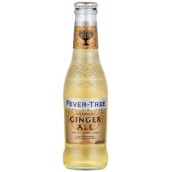Fever tree ginger ale cl.20