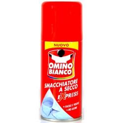 Omino Bianco Smacchiatore a Secco Express 125 ml.