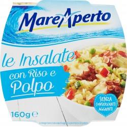 MareAperto le Insalate con Riso e Polpo 160 gr.