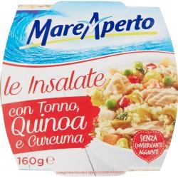 MareAperto le Insalate con Tonno Quinoa e Curcuma 160 gr.