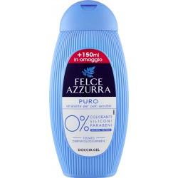 Felce Azzurra Puro Doccia Gel 250 + 150 totale 400 ml.