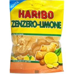 Haribo zenzero/limone gr.175