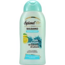 Splend'or balsamo per capelli argilla/limone ml.300