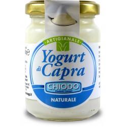 Chiodo yogurt capra naturale gr.150