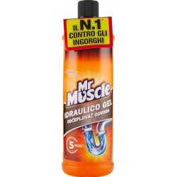 Mr Muscle Idraulico Gel 1000 ml