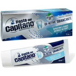 Pasta del Capitano dentifricio ox-active sbiancante ml.75
