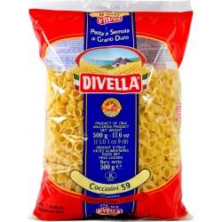 Divella pasta cocciolini gr.500