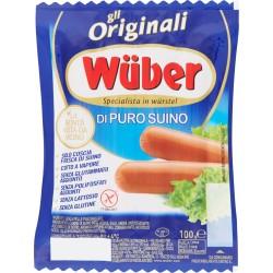 Wurstel wuber gr.100