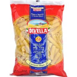 Divella pasta canneroni rigati gr.500