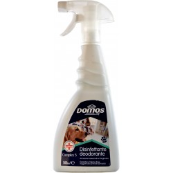 Domos disinfettante deodorante pets ml.500