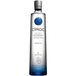 Ciroc vodka snap frost lt.1 40° import