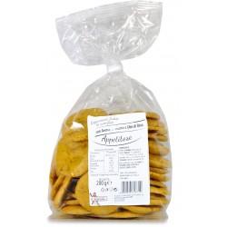 Madesani appetitose avena curcuma e olio di riso gr.200