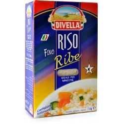 Divella riso ribe kg.1