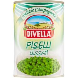 Divella Delizie Campagnole Piselli Lessati 400 gr.