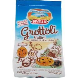 Divella biscotti grottoli gr.400