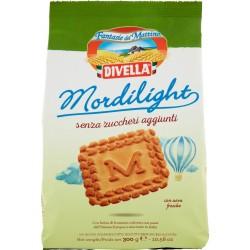 Divella biscotti mordilight gr.300