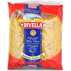 Divella pasta spaghetti tagliati gr.500