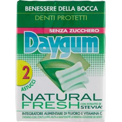 Daygum Natural Fresh 2 x 29 gr.