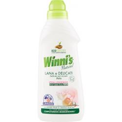 Winni's lana delicati fiori rosa ml.750