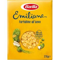 Barilla Emiliane Farfalline all'Uovo 275 gr.