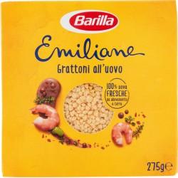 Barilla Emiliane Grattoni all'uovo 275 gr.