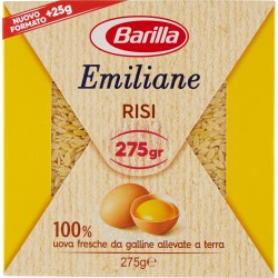 Barilla emiliane risi 275 gr.