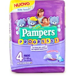 Pampers Progressi Maxi x23