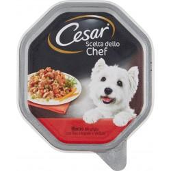 Cesar Scelta dello Chef Manzo alla griglia con Riso integrale e Verdure 150 gr.