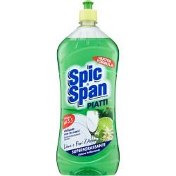 Spic & Span Piatti Lime e Fiori d'Arancio 1000 ml.