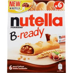Nutella b-ready x 6 gr.132