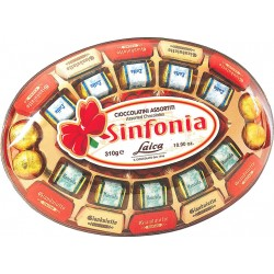 "Laica scatola cioccolatini ""Sinfonia"" gr.310"