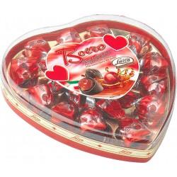 Laica scatola cuore boero extra fondente gr.150