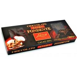 Laica blocco cioccolata extrafondente gr.400
