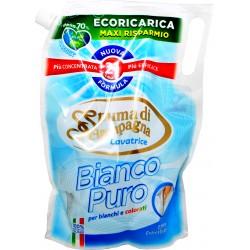 Spuma di Sciampagna ecor. lavatrice bianco puro lt.1,26