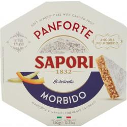 Sapori panforte morbido gr.350