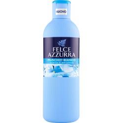 Felce Azzurra Muschio Bianco Bagnodoccia 650 ml.