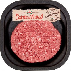Aia hamburger di suino e bovino gr.150