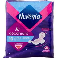 Nuvenia ultra notte+ali x10