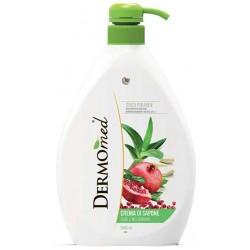 Dermomed sapone liquido aloe-melograno lt.1