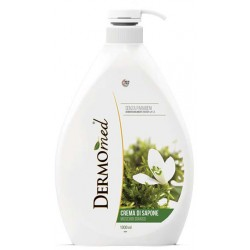 Dermomed sapone liquido muschio bianco lt.1