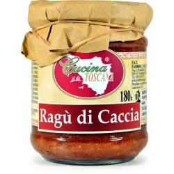 Cucina Toscana ragù di caccia gr.180