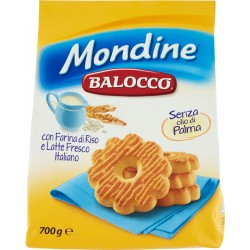 Balocco biscotti mondine gr.700