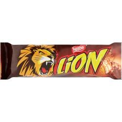 NESTLÉ LION Snack con wafer toffee e cereali ricoperti di cioccolato al latte snack da 42 gr.