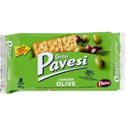Gran Pavesi Cracker Olive 280 gr.